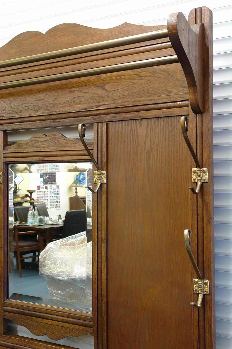 garderobe flur flurgarderobe wandgarderobe jugendstil um. Black Bedroom Furniture Sets. Home Design Ideas