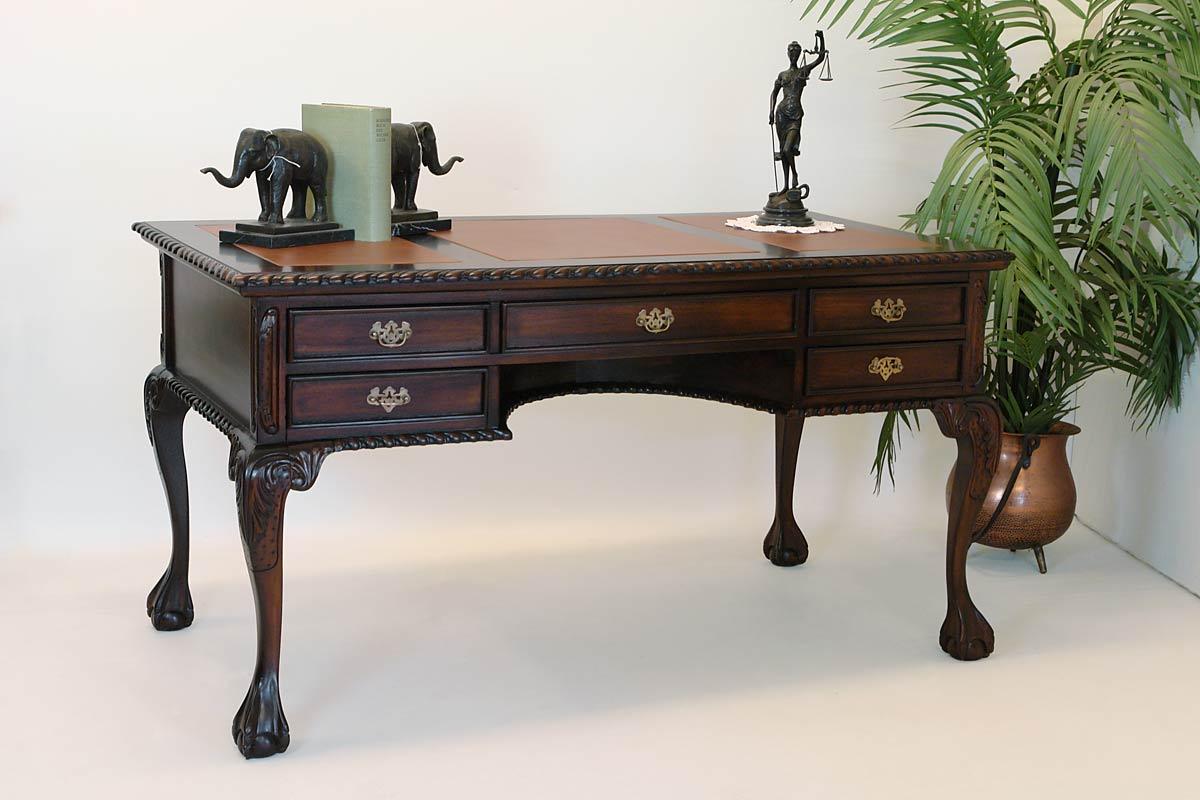 schreibtisch sekret r damenschreibtisch antiken stil mahagoni 1315 schreibm bel schreibtische. Black Bedroom Furniture Sets. Home Design Ideas