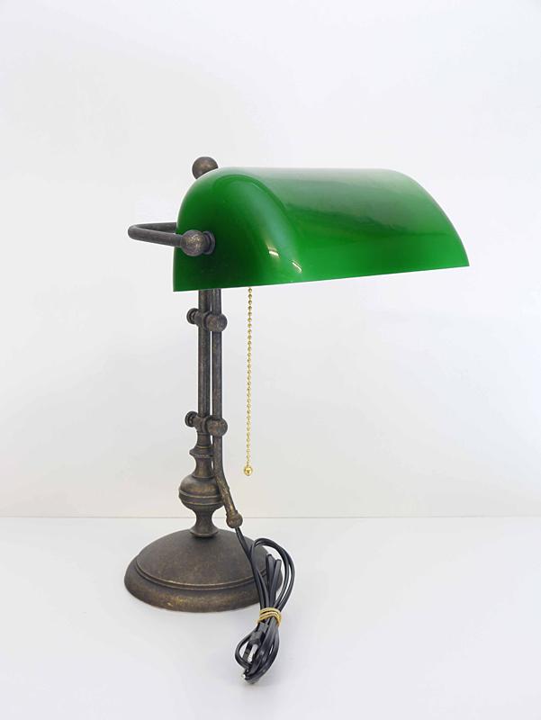 Bankerslampe