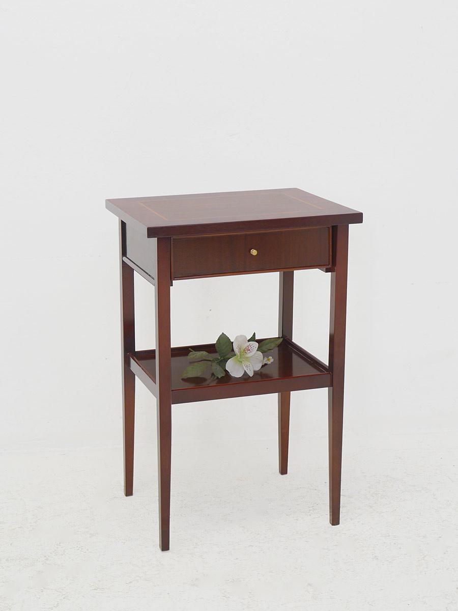 beistelltisch tisch telefontisch im englischen stil 2101 m bel kommoden und anrichten. Black Bedroom Furniture Sets. Home Design Ideas