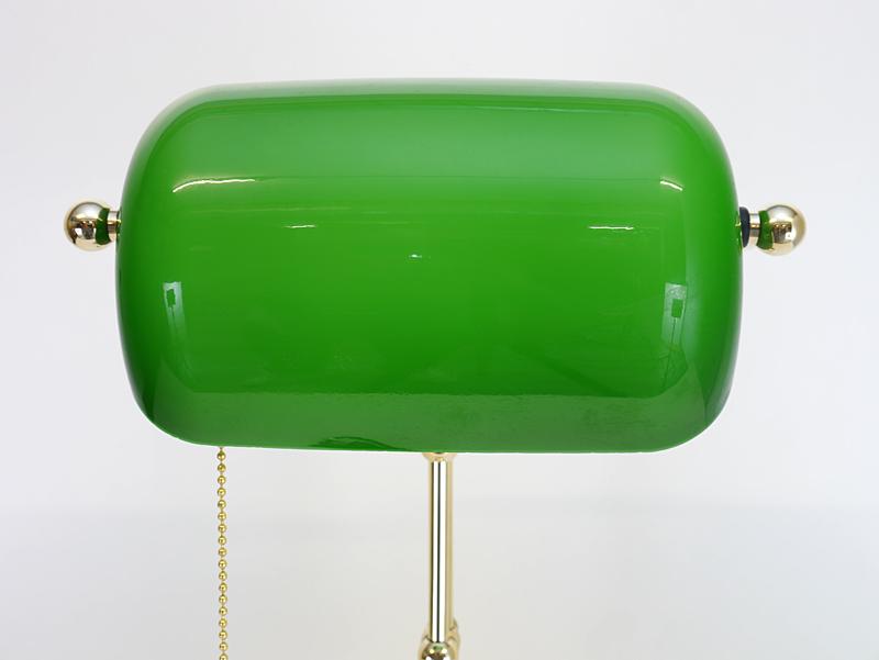 Lampenschirm grün