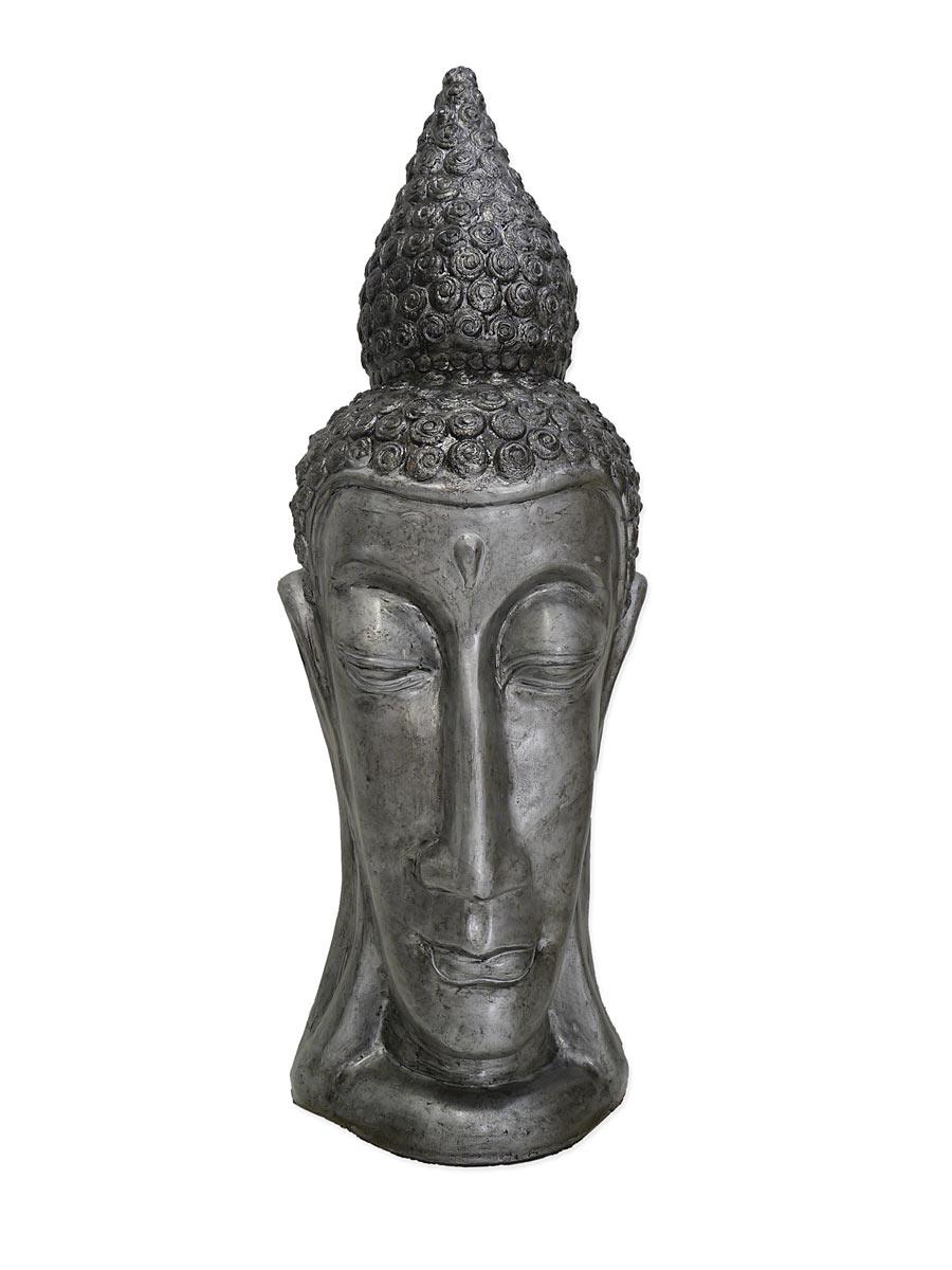 Buddha-Tonfigur