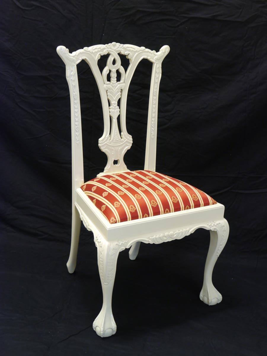 Stuhl im Rokoko Stil