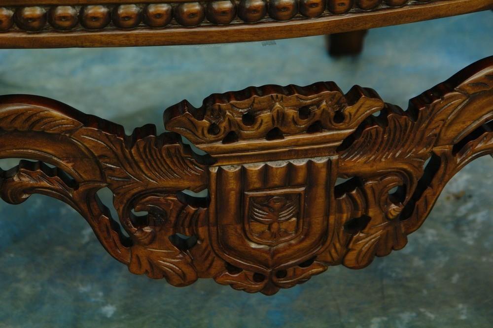 Edler Stuhl Detailansicht