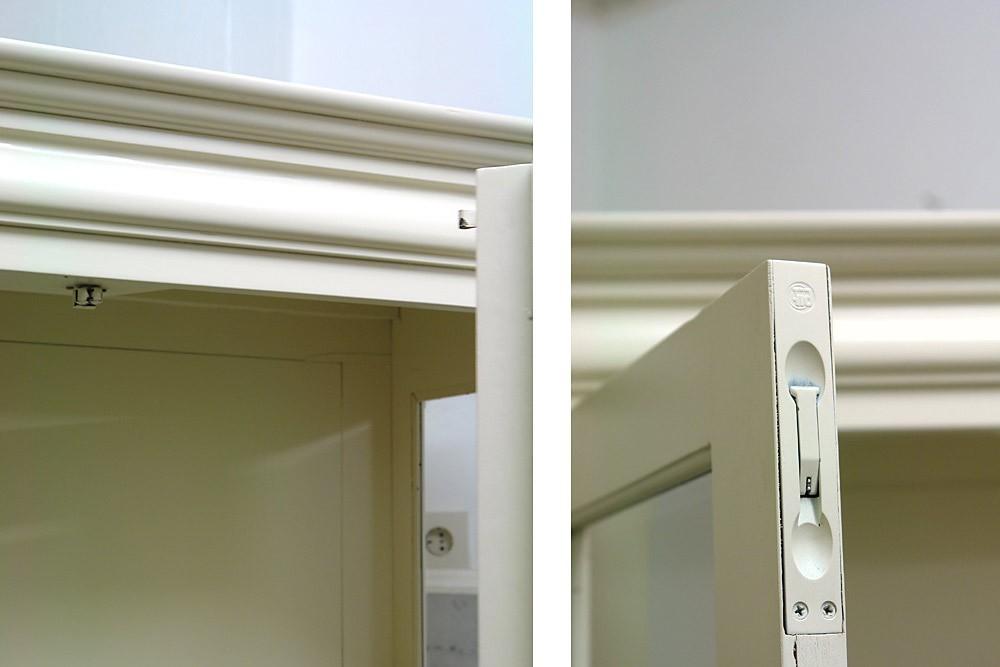 Schrank Türen Nahaufnahme