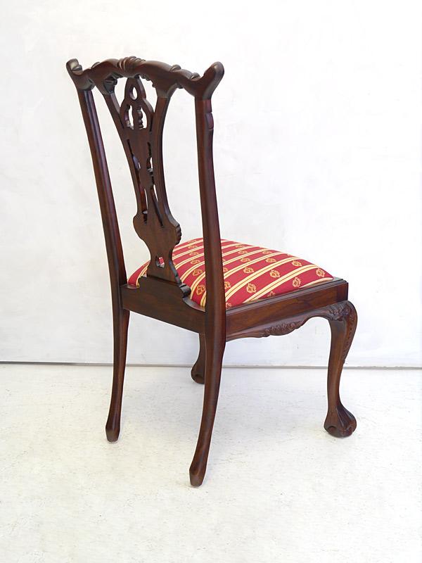 stuhl lehnstuhl sitzm bel im antiken stil massivholz mit. Black Bedroom Furniture Sets. Home Design Ideas