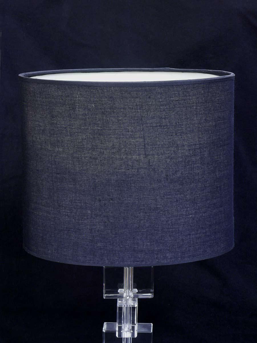 Detailansicht vom Lampenschirm