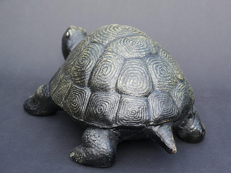 Die einzigartige Farb- und Formgebung wirkt ausdrucksstark und dekorativ