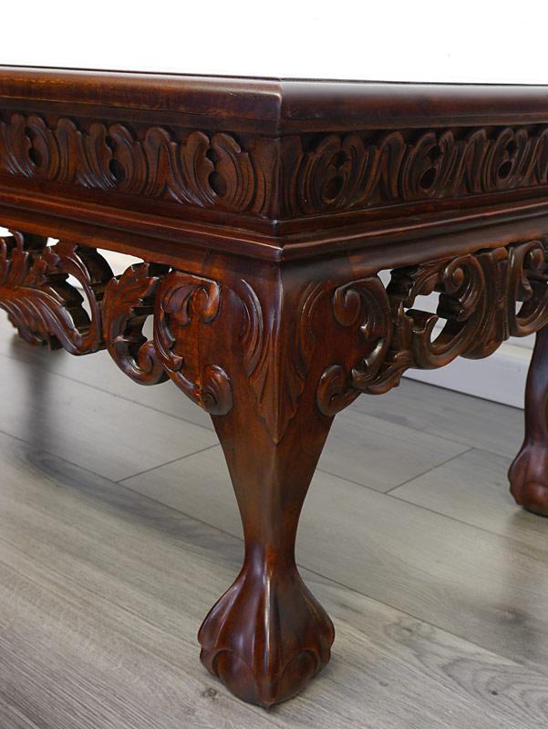 Detailansicht Tisch