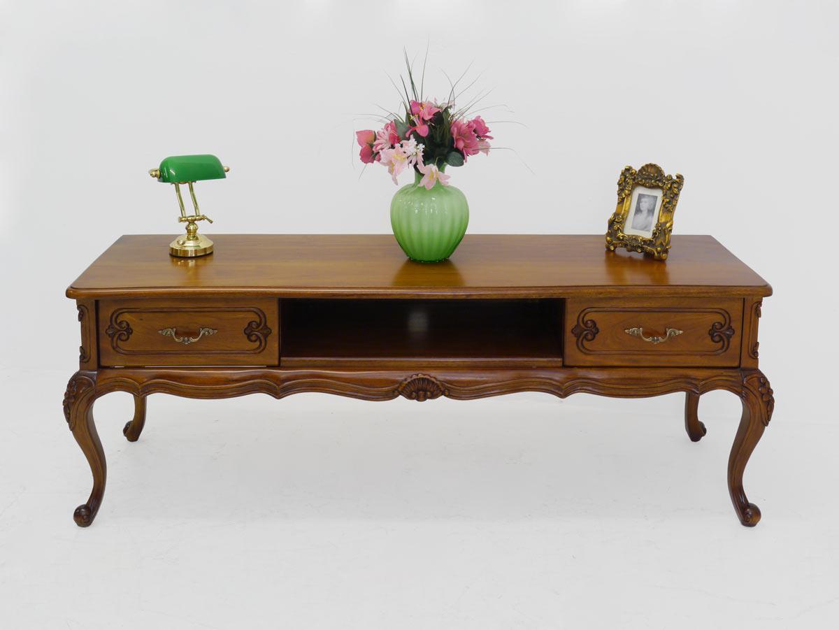 lowboard tv schrank tv tisch sideboard aus massivholz im. Black Bedroom Furniture Sets. Home Design Ideas