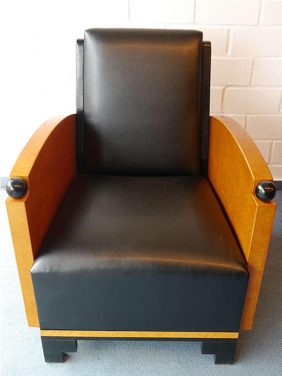 Sessel Draufsicht