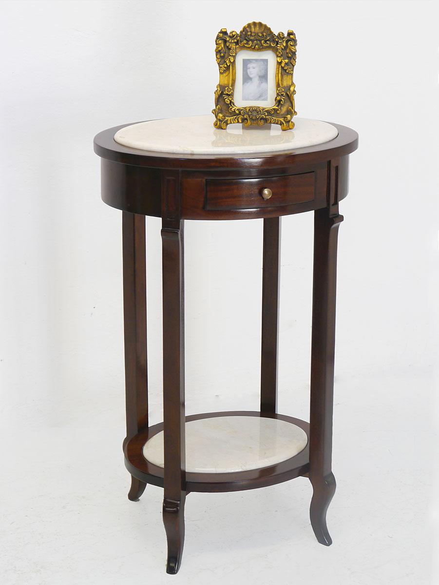 Dekorativer Beistelltisch im Antik Stil