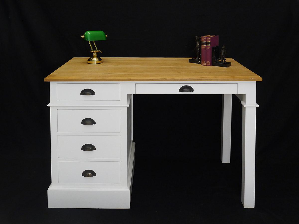 Schreibmöbel mit 5 Schubladen