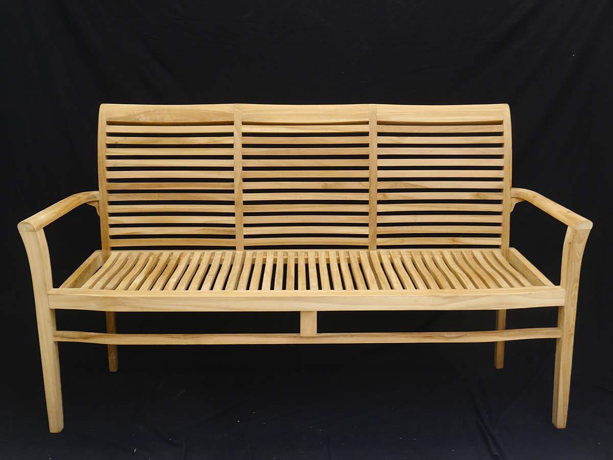 gartenbank sitzbank gartenm bel 3 sitzer aus teak holz 3797 m bel sitzm bel b nke. Black Bedroom Furniture Sets. Home Design Ideas