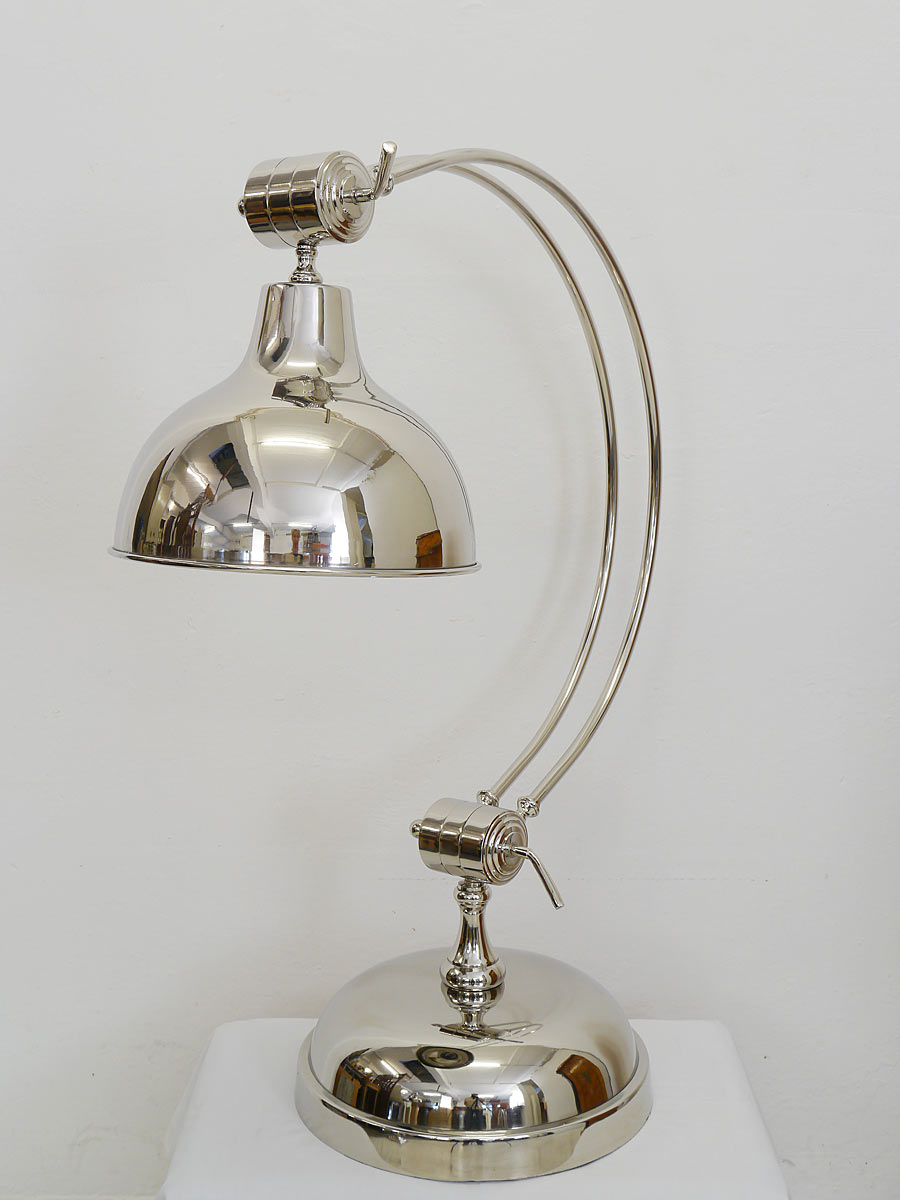 Industrie Lampe im Bauhausstil