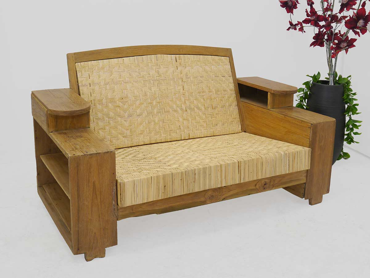 Sofa aus Massivholz
