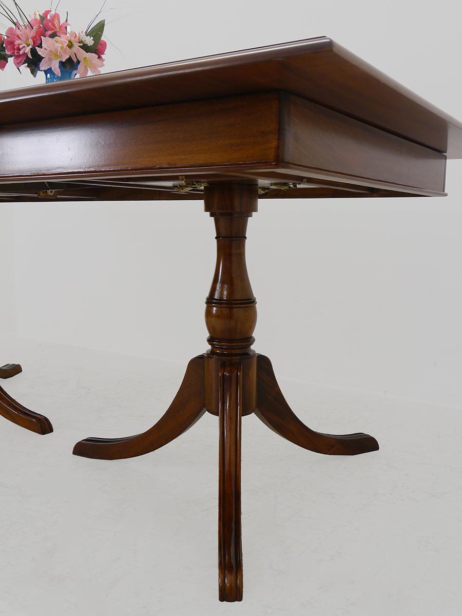 tisch esstisch esszimmertisch englischer stil ausziehbar 10 12 personen 4033 m bel tische. Black Bedroom Furniture Sets. Home Design Ideas
