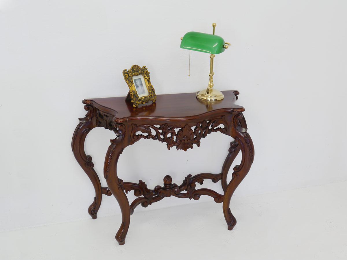 Wandtisch im Barock Stil