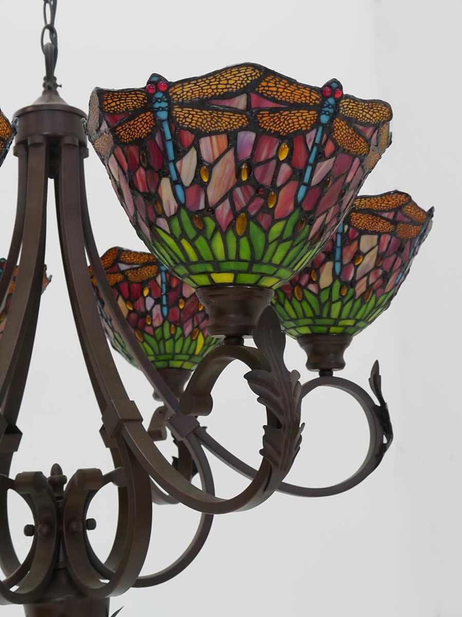 Deckenlampe Nahaufnahme