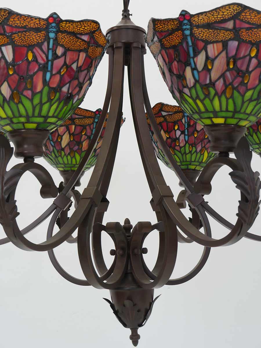 Lampe Detailansicht