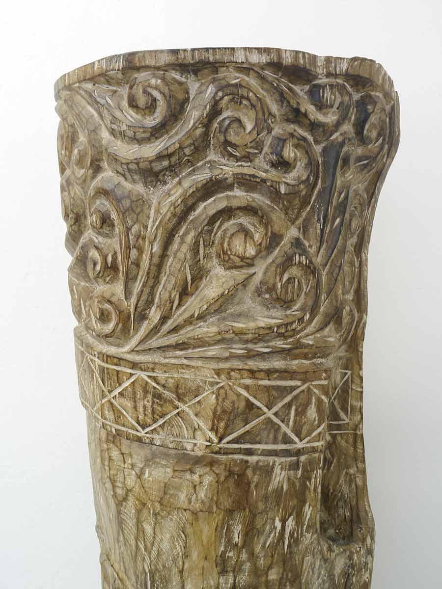 Skulptur Detailansicht