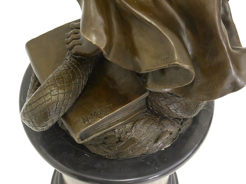 Statue Detailansicht