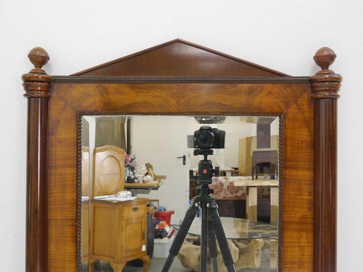 Pfeilerspiegel Detailansicht