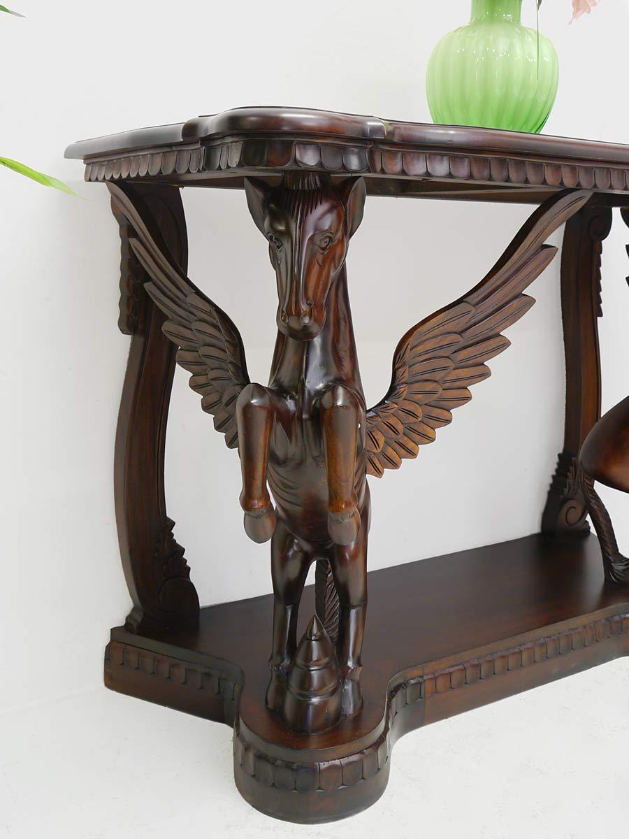 wandkonsole konsolentisch wandtisch im englischen stil 4405 m bel tische wandtische. Black Bedroom Furniture Sets. Home Design Ideas