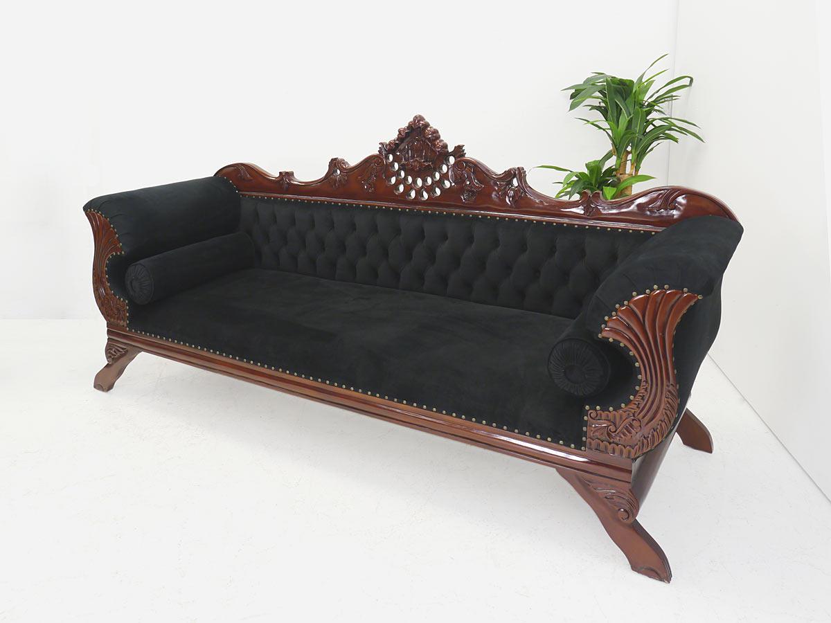 Couch im antiken Stil