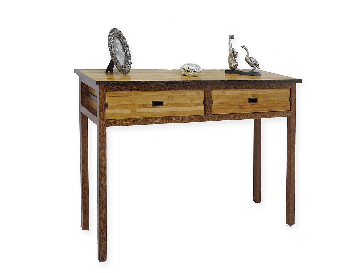 wandtisch konsole konsolentisch im rustikalen stil aus holz 4564 tische wandtische. Black Bedroom Furniture Sets. Home Design Ideas