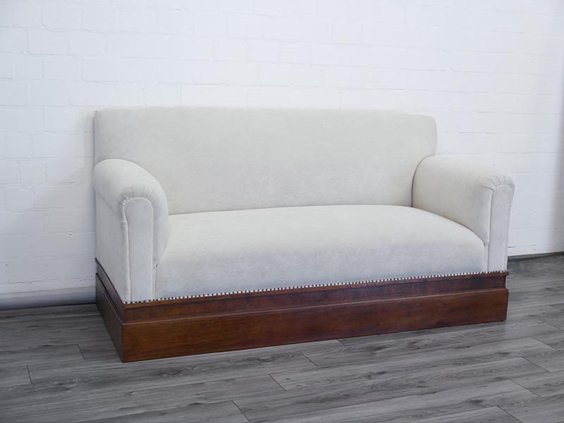 Antikes Sofa Historismus