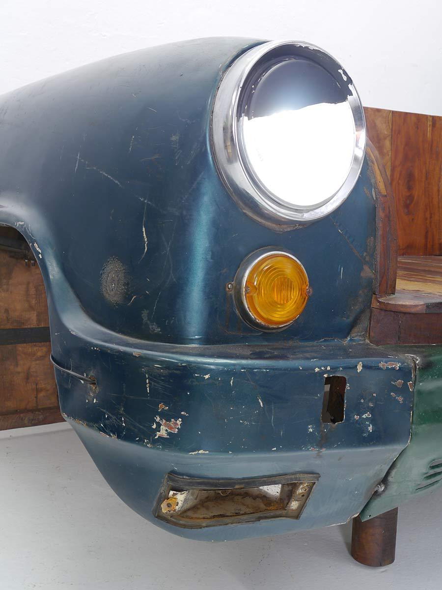 Detailansicht von der Karosserie