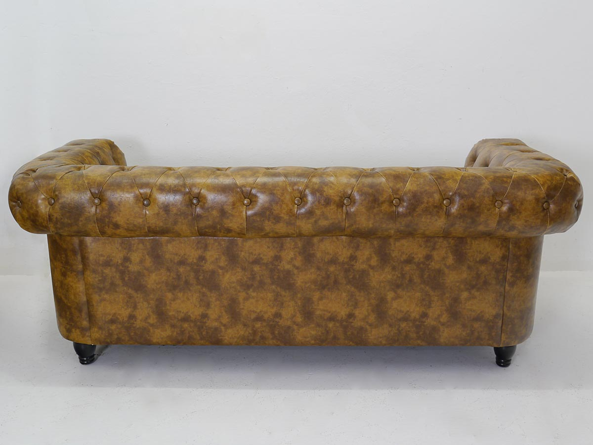 Rückseite von dem Sofa