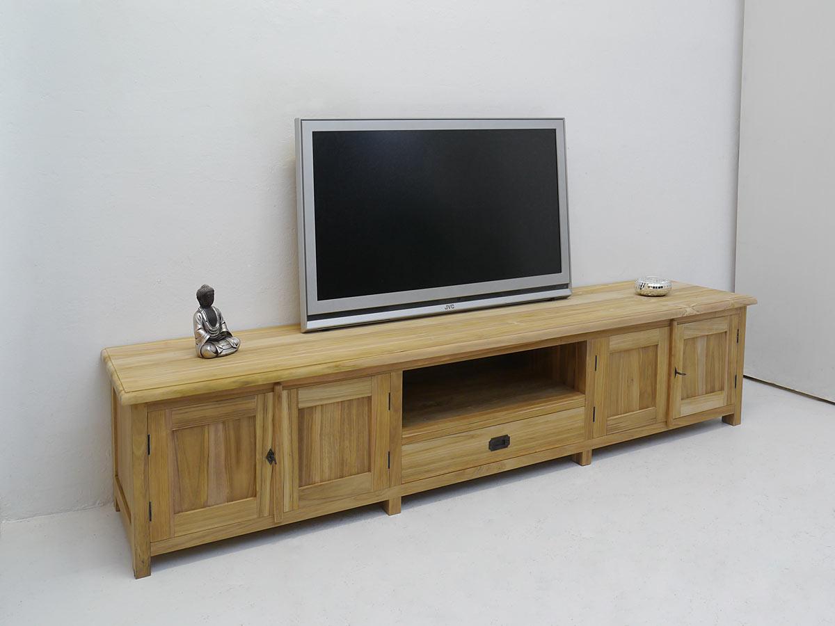 TV Schrank im mediterranen Stil