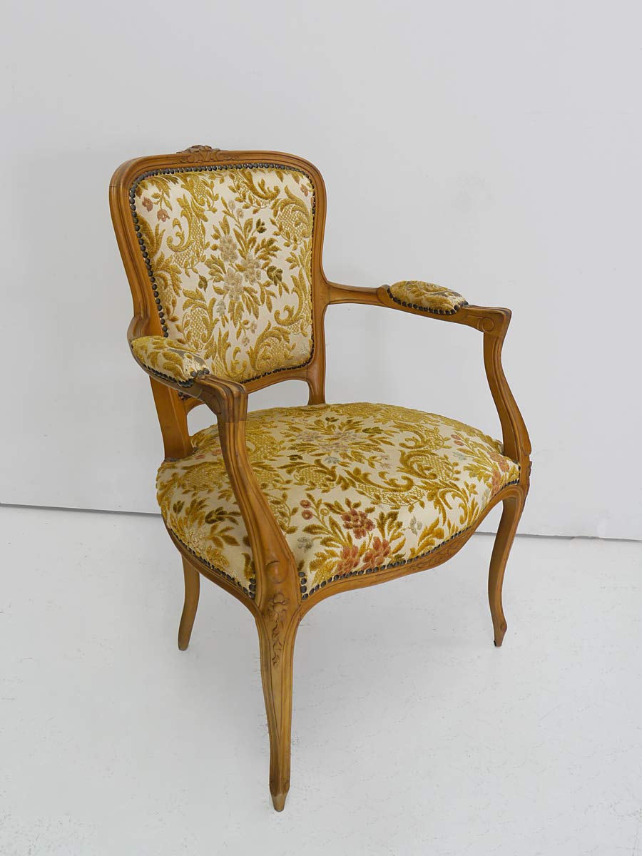 stuhl lehnstuhl armlehnstuhl sitzm bel antik stil in buche mit polsterung 5211 m bel sitzm bel. Black Bedroom Furniture Sets. Home Design Ideas