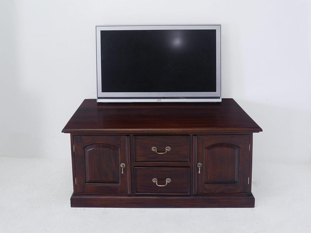 TV-Board mit 2 Schubladen