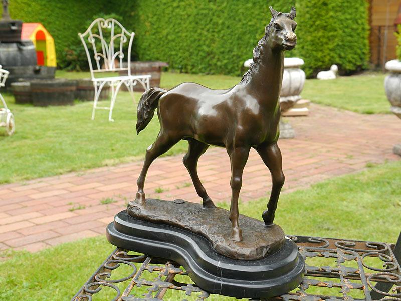 Tierfigur aus Bronze