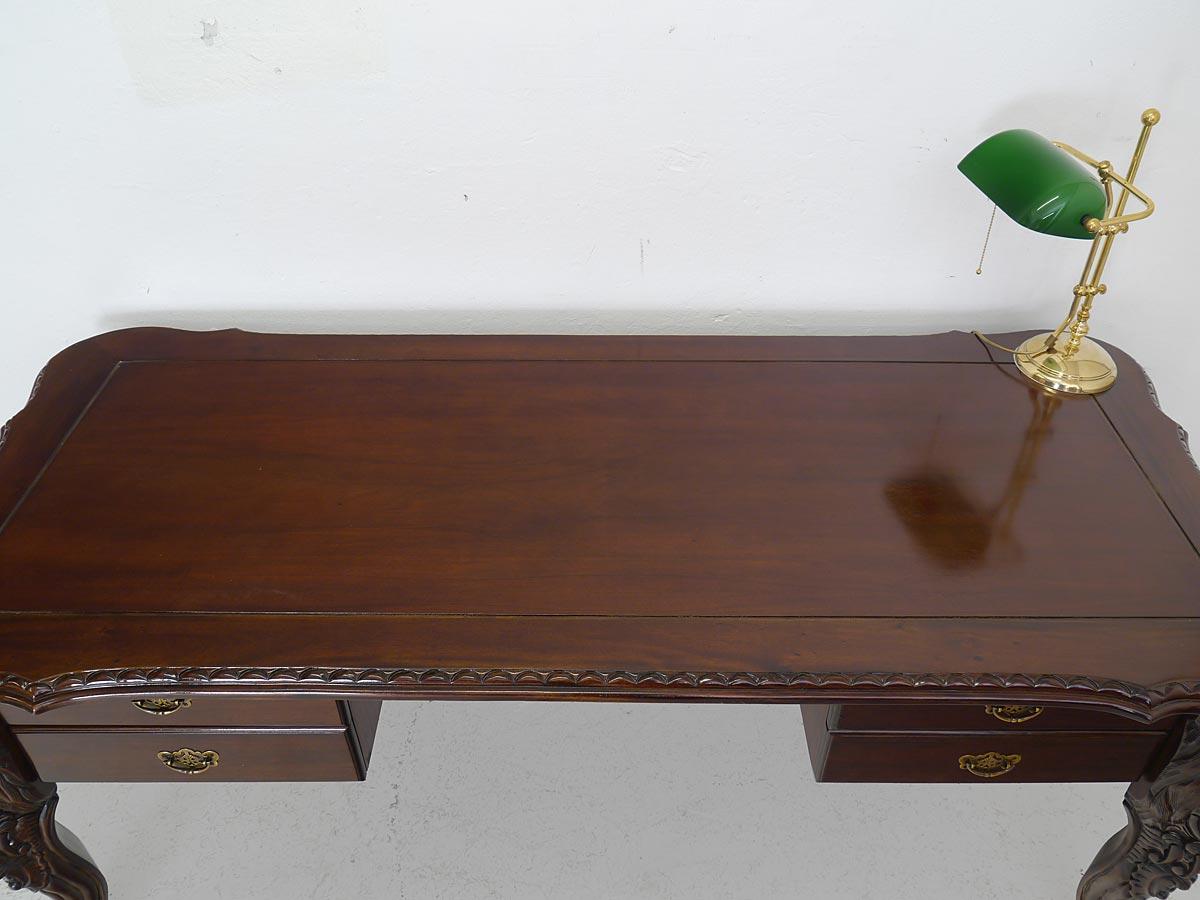 Schreibtischplatte Draufsicht