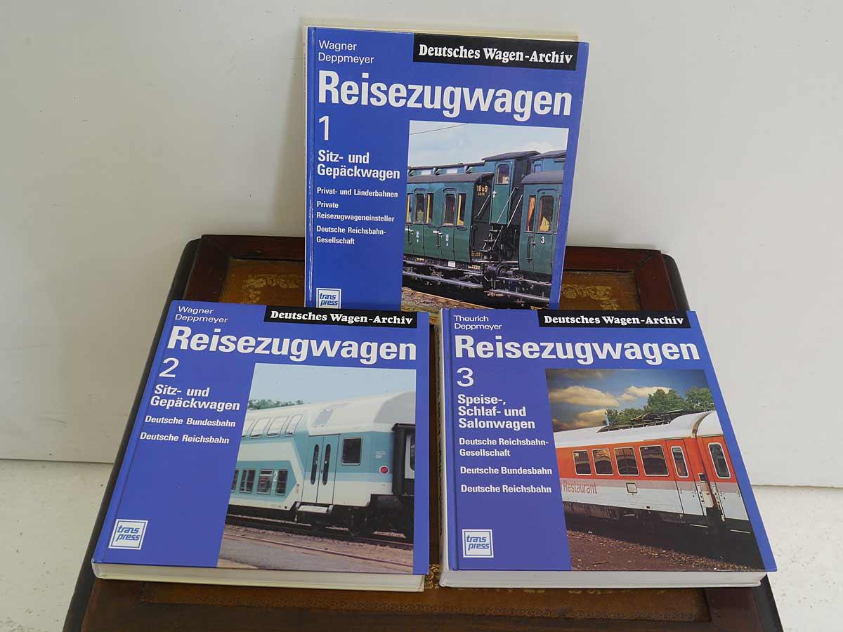3 Bäder Deutsches Wagen-Archiv