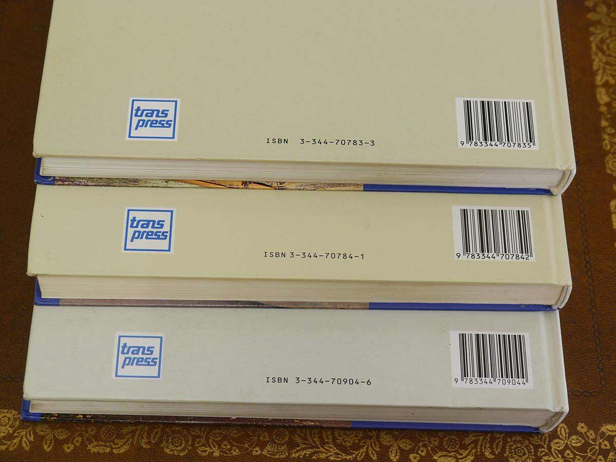 ISBN Nummern