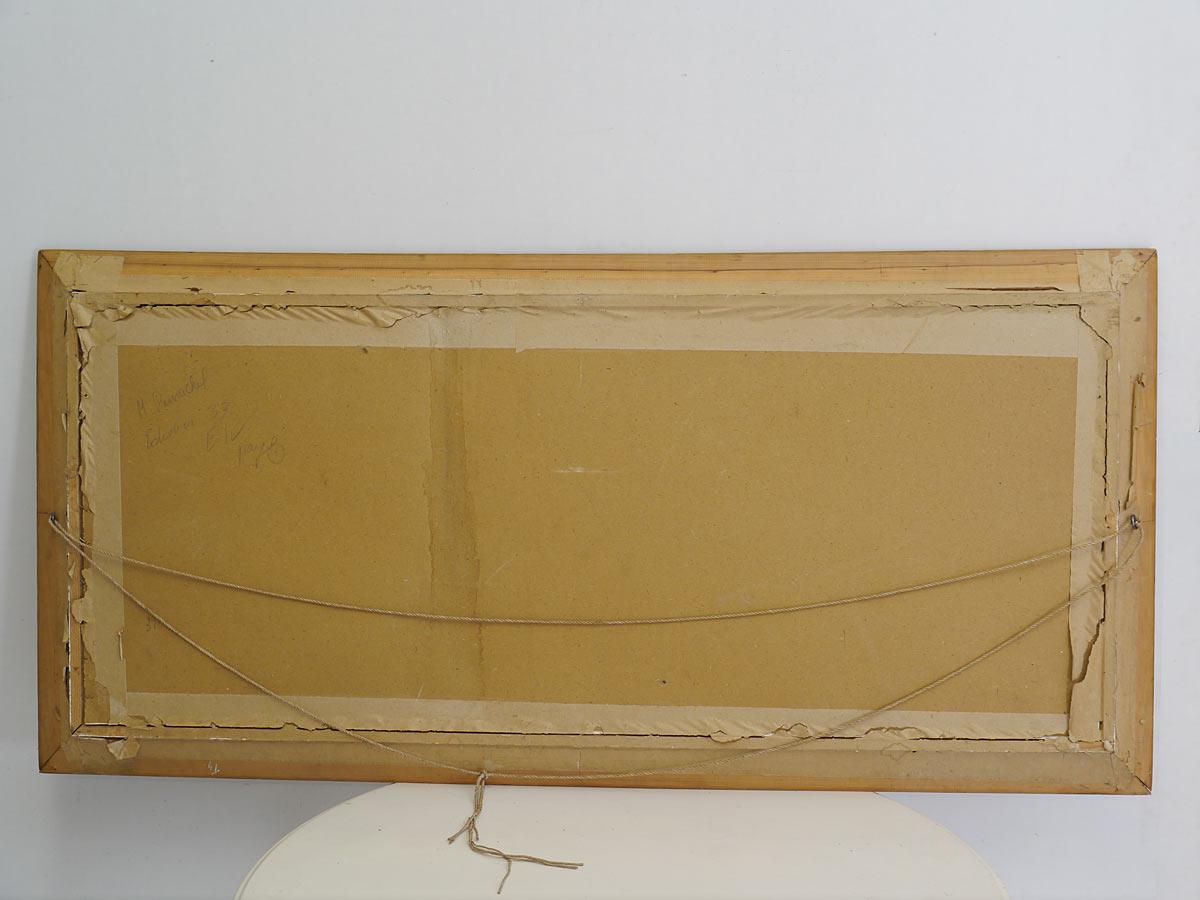Rückseite des Schlafzimmerbild