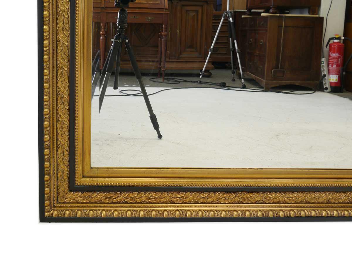 Spiegelrahmen Detailansicht