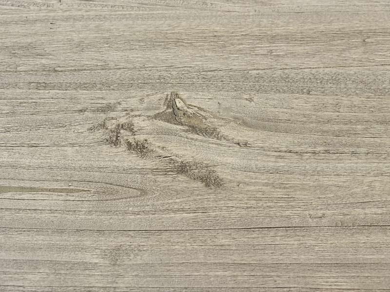 Detailansicht von der Tischoberlfäche