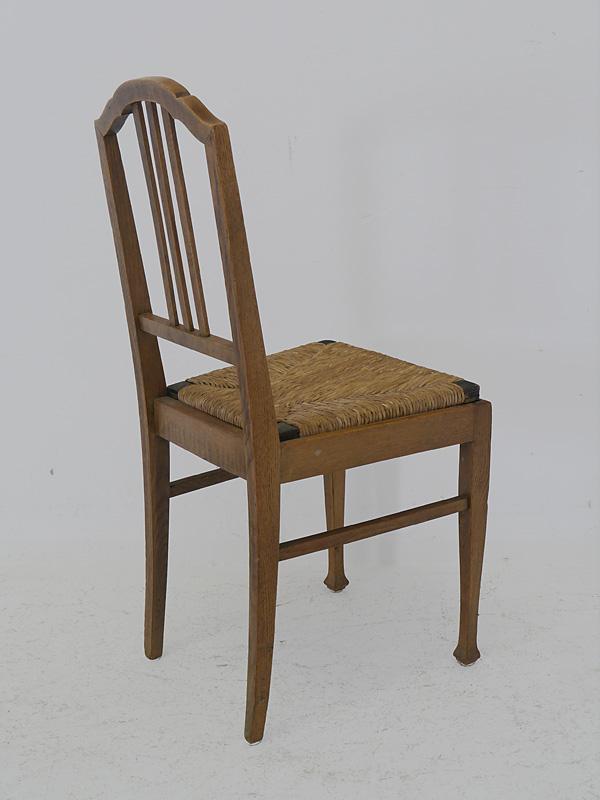 Rückansicht des Sitzmöbels