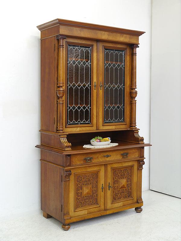 antiker deutscher Buffetschrank Gründerzeit um 1880