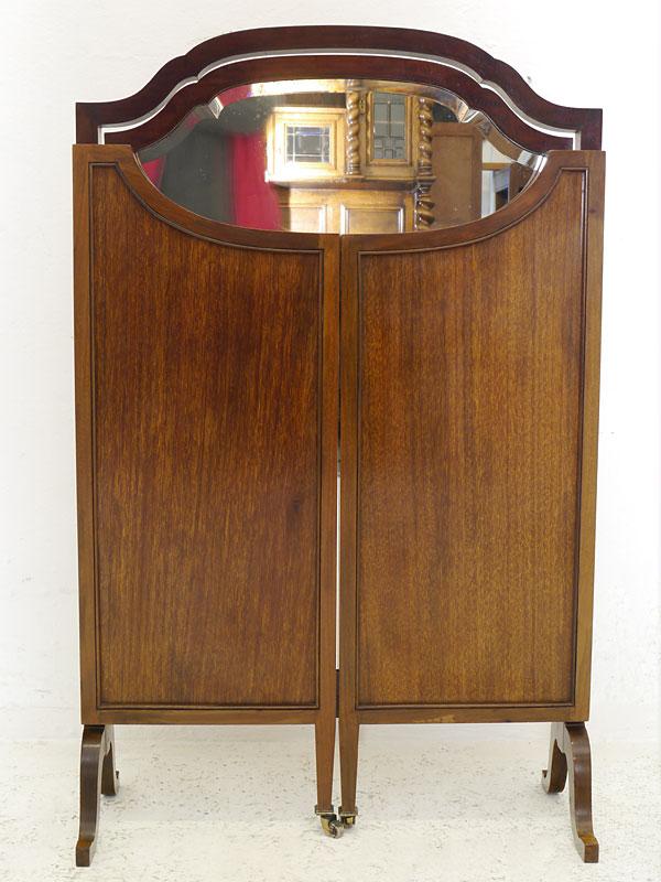 spiegel standspiegel schuhspiegel englisch um 1900 nussbaum aufklappbar 5854 spiegel. Black Bedroom Furniture Sets. Home Design Ideas