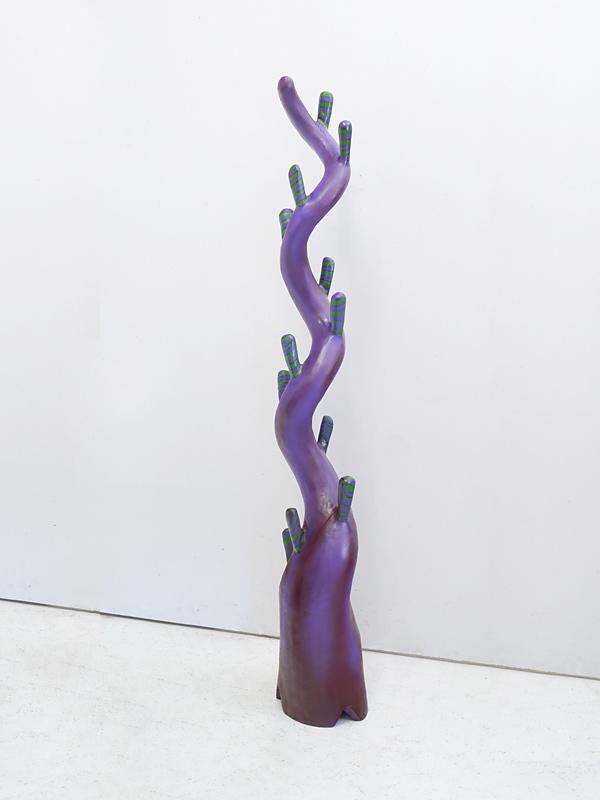 Flurgarderobe Handgeschnitzt aus Massivholz
