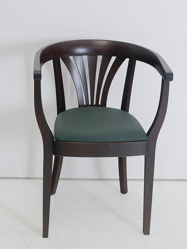 Der Stuhl kann auch als Besucherstuhl verwendet werden