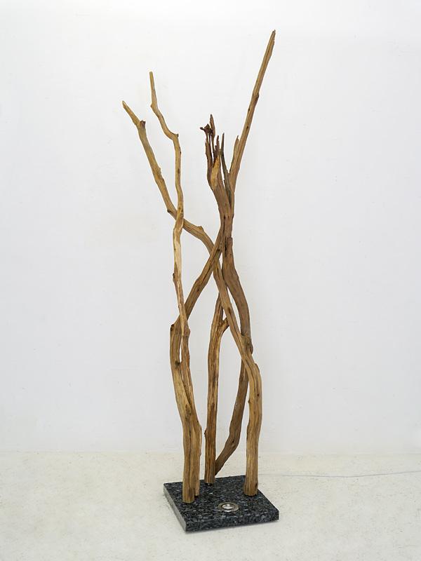Stehlampe von Totholz Collection Design