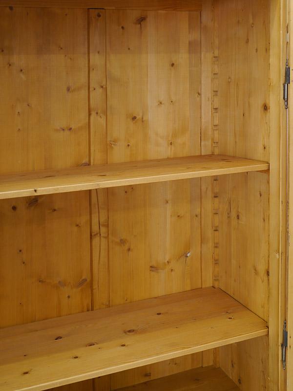 kleiderschrank dielenschrank schrank louis philippe um. Black Bedroom Furniture Sets. Home Design Ideas